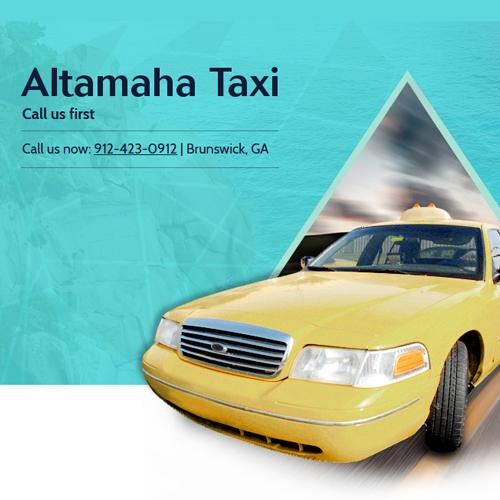 Altamaha Taxi Brunswick Georgia - Saved By Grace partner